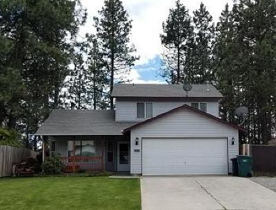 Rathdrum Single Family Home For Sale: 6692 W Flagstaff St