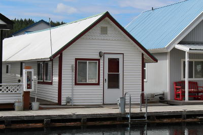Bayview Single Family Home For Sale: 34216 N Scenic Bay D Dock #37