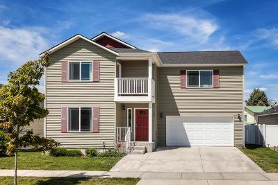 Hauser Lake, Post Falls Single Family Home For Sale: 1601 E Crossing Ave