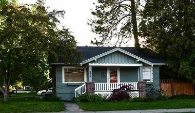 Spokane Single Family Home For Sale: 2924 S Latawah St