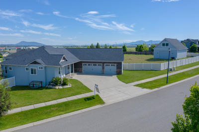 Rathdrum Single Family Home For Sale: 6909 W Bent Grass Ln