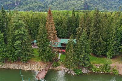 Clark Fork Single Family Home For Sale: 469 N River Lake Drive