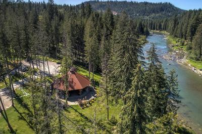 Priest River Residential Lots & Land For Sale: 1315 W Cemetery Road