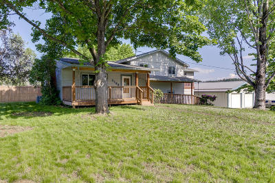 Coeur D'alene, Dalton Gardens Single Family Home For Sale: 3108 N Lodgepole Rd