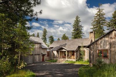 Harrison Single Family Home For Sale: 6605 S Jackleg Trl
