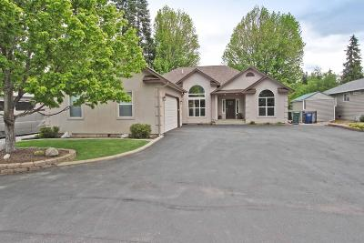 Hayden Single Family Home For Sale: 11768 N Strahorn Rd