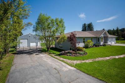 Plummer Single Family Home For Sale: 700 Q Street