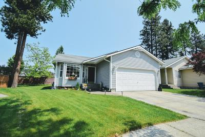 Hauser Lake, Post Falls Single Family Home For Sale: 110 Harbor Park Ct