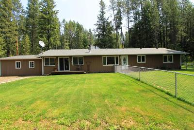 Coeur D'alene, Dalton Gardens Single Family Home For Sale: 5196 S Stach Rd