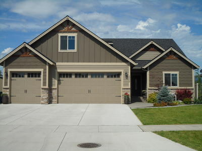 Rathdrum Single Family Home For Sale: 13908 N Pristine Cir