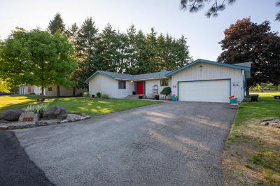 Rathdrum Single Family Home For Sale: 5183 W Fairway Ln