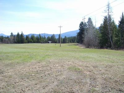 Bonners Ferry Residential Lots & Land For Sale: 176 Stellar Jay Rd