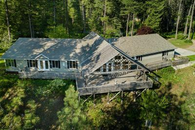 Newport Single Family Home For Sale: 412 Bench Rd