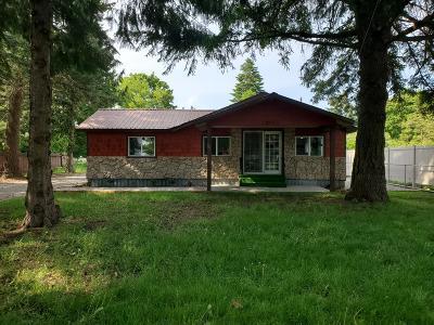 Hayden Single Family Home For Sale: 211 E Dakota Ave