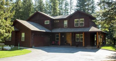 Priest Lake Single Family Home For Sale: 50 Fairway Dr
