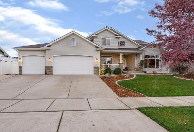 Hayden Single Family Home For Sale: 11392 N Drover Dr