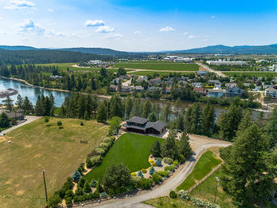 Post Falls Single Family Home For Sale: 647 S Madison Rd