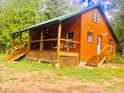 Sandpoint Single Family Home For Sale: 1491 Cresthaven