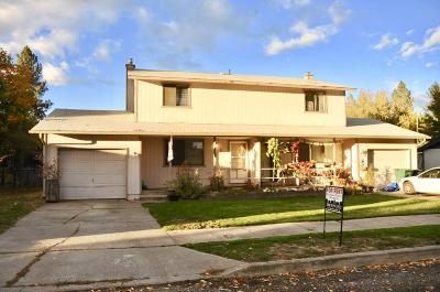 Coeur D'alene Multi Family Home For Sale: 1907/1909 E St Maries Ave