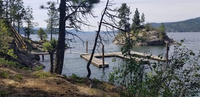 Coeur D'alene Single Family Home For Sale: 7522 S Newtons Way