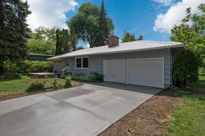 Sandpoint Single Family Home For Sale: 608 S Ella