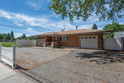Coeur D'alene Single Family Home For Sale: 721 N 15th St