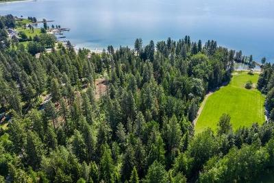 Sandpoint Residential Lots & Land For Sale: 98 W Shore Ln