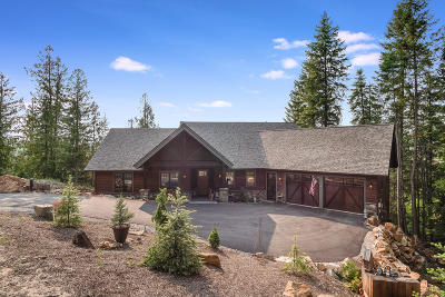 Sandpoint Single Family Home For Sale: 31 Wildflower Way