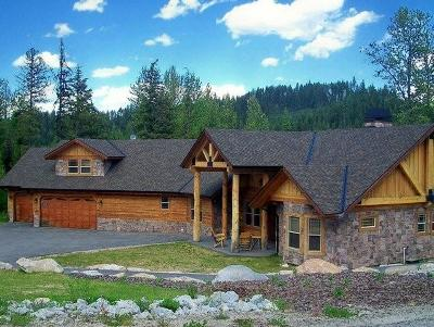 Priest Lake Single Family Home For Sale: 286 Fairway Dr