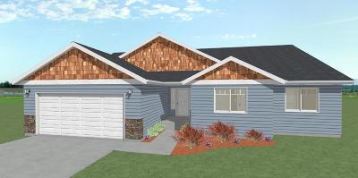 Hayden, Hayden Lake Single Family Home For Sale: L1B1 Ramsey Rd Hv