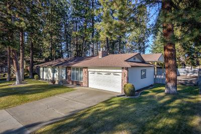 Hauser Lake, Post Falls Single Family Home For Sale: 3985 E. 1st Ave.