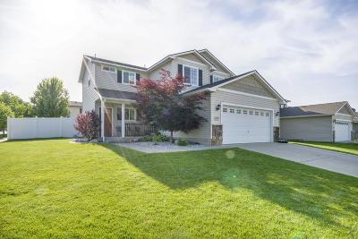 Coeur D'alene Single Family Home For Sale: 7279 N Calamonte Ln