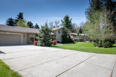 Coeur D'alene Single Family Home For Sale: 2918 E Fernan Ct