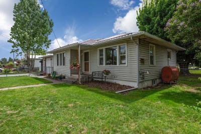 Oldtown Single Family Home For Sale: 619 SE Ockert Street