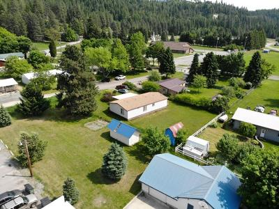 Bonners Ferry Single Family Home For Sale: 6633 Fry St
