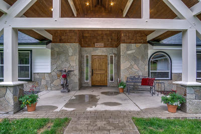Hayden Single Family Home For Sale: 31054 E Hayden Lake Rd