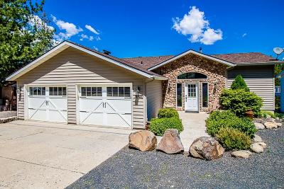 Coeur D'alene Single Family Home For Sale: 18540 S Watson Rd