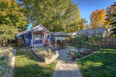 Coeur D'alene Single Family Home For Sale: 1310 N B St