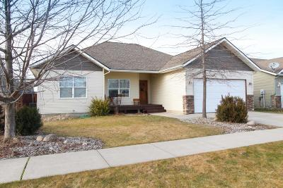 Post Falls Single Family Home For Sale: 3861 N Guy Rd