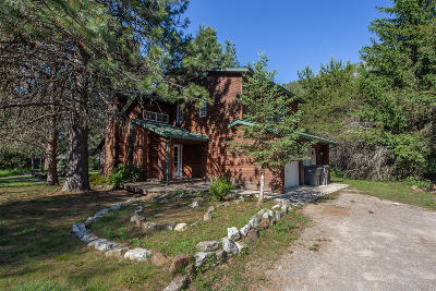 Sandpoint Single Family Home For Sale: 35 Shadow Mountain Rd