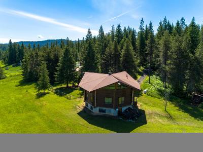 Coeur D'alene, Dalton Gardens Single Family Home For Sale: 7281 W Mahogany Rd