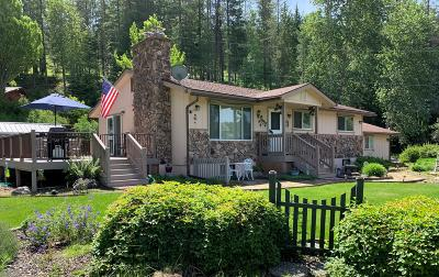 Shoshone County Single Family Home For Sale: 606 Fairview Ave