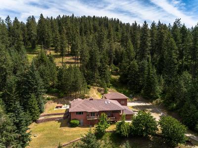 Coeur D'alene, Dalton Gardens Single Family Home For Sale: 7401 E High Chaparral Rd