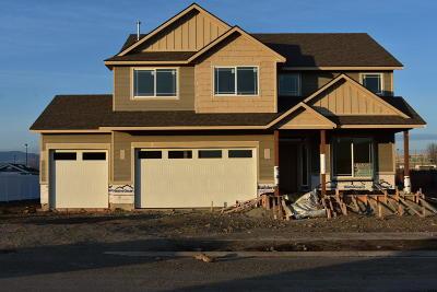 Post Falls Single Family Home For Sale: 2224 N Viking Loop