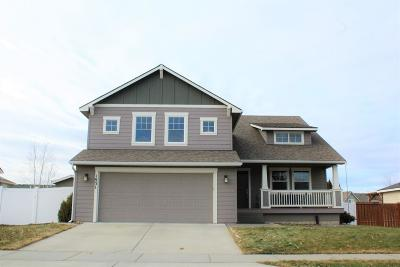 Hauser Lake, Post Falls Single Family Home For Sale: 1931 Teanaway Dr