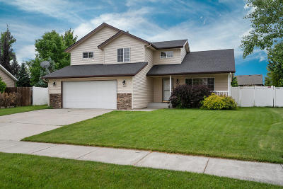 Hayden Single Family Home For Sale: 3025 W Blueberry Cir