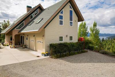 Coeur D'alene, Dalton Gardens Single Family Home For Sale