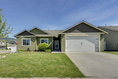 Rathdrum Single Family Home For Sale: 6155 W Majestic Ave