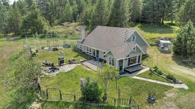 Newport Single Family Home For Sale: 264 Blue Heron Rd