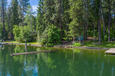 Coeur D'alene Residential Lots & Land For Sale: 8813 W Riverview Dr Lt 6090
